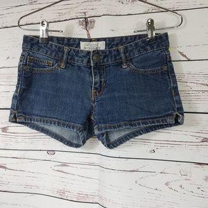 Aeropostale | Jeans Short Pant Color Blue Size 0